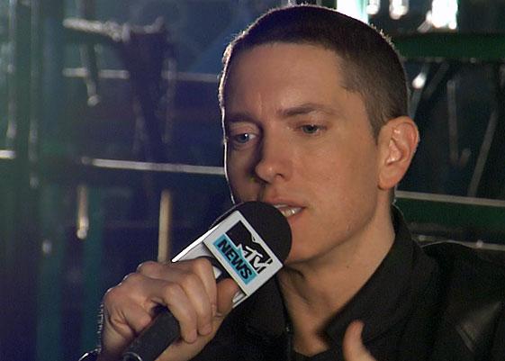 RapFix Live Eminem MTV