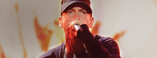EMINEM IS OUR 2013 GLOBAL ICON!