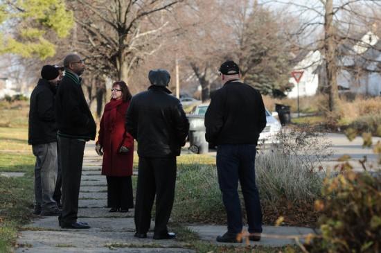 Власти штата Мичиган сносят дом детства Эминема, ноябрь 2013