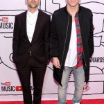 Фото-отчёт с красной дорожки YouTube Music Awards