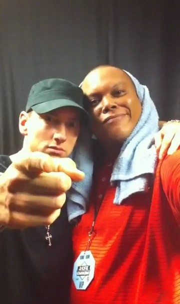 Eminem и DJ Head