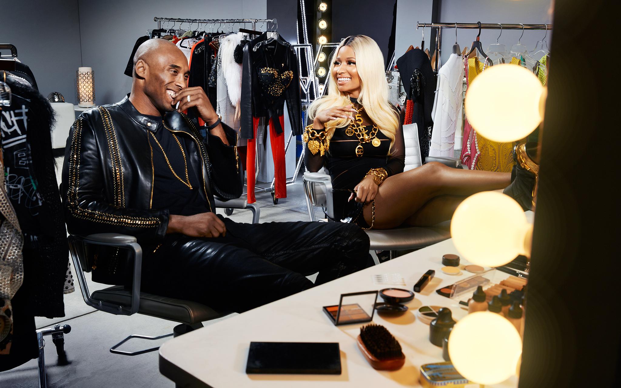 Nicki Minaj The Music Issue ESPN Magazine