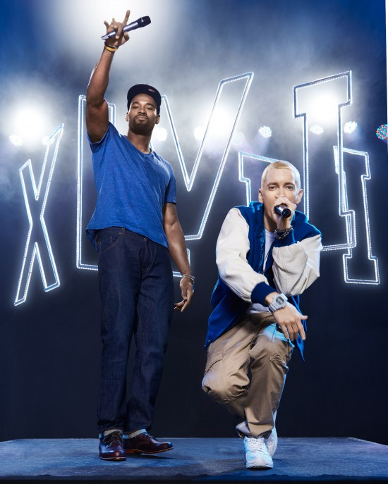 Eminem The Music Issue ESPN Magazine