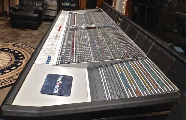 1986 SSL 4052 E console Dr. Dre
