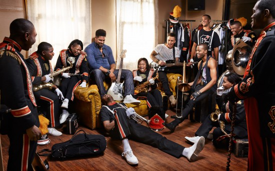 Music Issue ESPN Magazine Behind the Scenes
