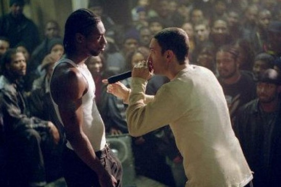 Eminem Battle 8 mile