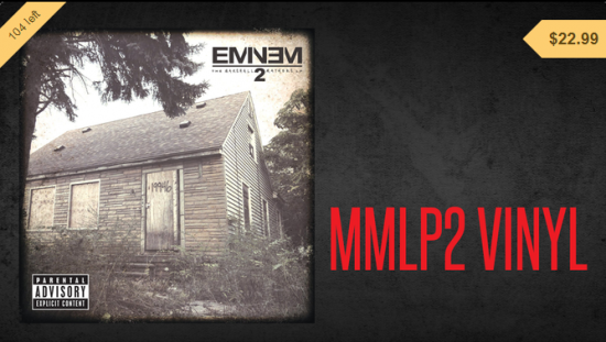 2014-01-22_053911 - The Marshall Mathers LP2 Vinyl