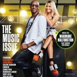 2014.01.22 - Nicki minaj ESPN Cover 2014