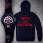 Eminem 2014.01.06 - G-Shock limited edition Paul Rosenberg