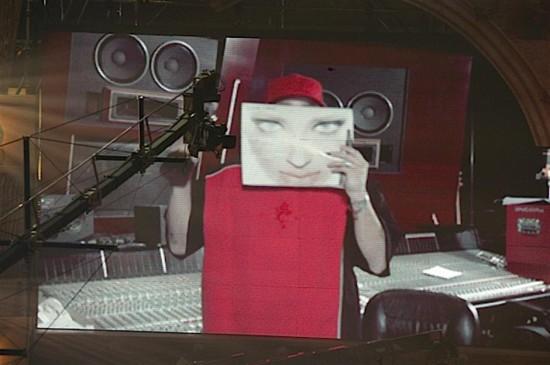 Eminem, BRITS 2005 2