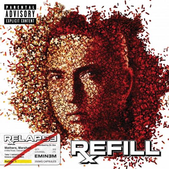 Eminem Relapse Refill