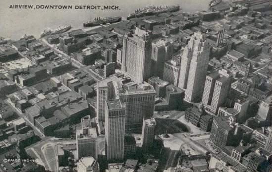 Взлёт и падение Детройта. Detroit - дом Eminem
