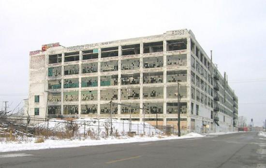 Детройт 1970 год. Взлёт и падение Детройта Detroit 37