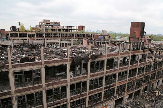 Детройт 1980 год. Взлёт и падение Детройта Detroit 37