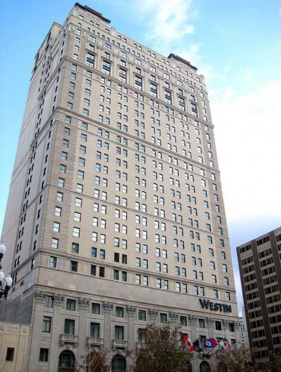 Book Cadillac Hotel после реставрации 2008 года. Взлёт и падение Детройта Detroit 58