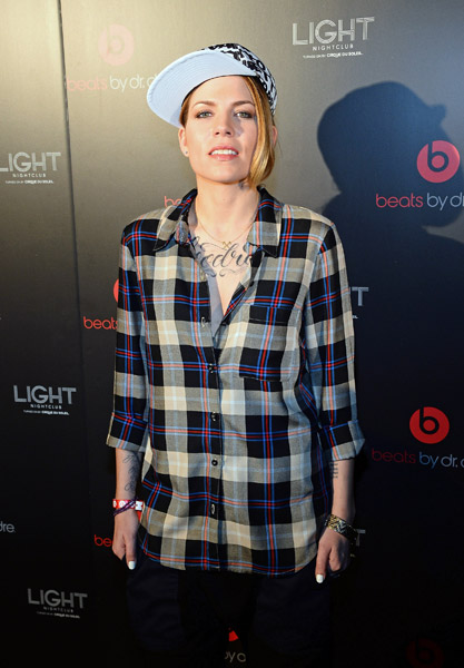 Skylar Grey at CES