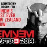 Rapture 2014: 15 февраля 2014 — Окленд, Новая Зеландия