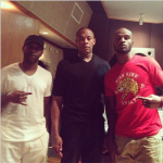 2013.07.23 - Dr. Dre and J. Pinder