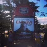 2014.02.15 - 02 Rosenberg реклама Rapture 2014 у входа на стадион