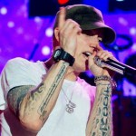 2014.02.15 - 22 Rapture 2014 Eminem Новая зеландия