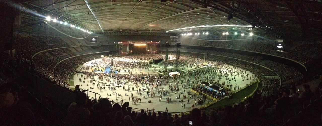 2014.02.19 - 01 Rapture 2014 Eminem Австралия Мельбурн
