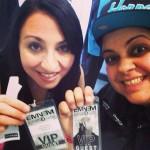2014.02.19 - 19 Rapture 2014 Eminem Австралия Мельбурн. VIP пропуск