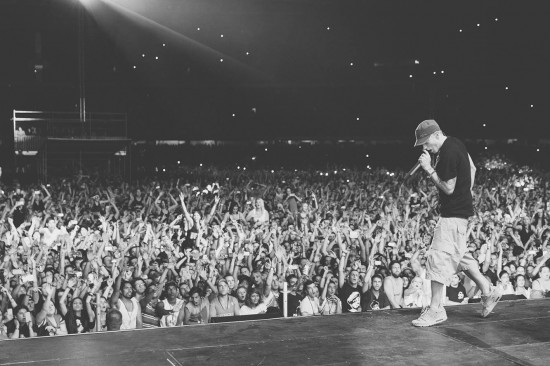 2014.02.19 - Jeremy Deputat - Melbourne - Thank you for an incredible show!! Rapture 2014 Eminem Australia