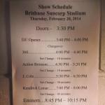 2014.02.20 - 00 Eminem Rapture 2014 Brisbone - Paul Rosenberg Hello, Brisbane!