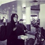 2014.02.20 - 01 JCole, Action Bronson & Kendrick Lamar post Brisbane show! Brisbane Australia, Rapture 2014