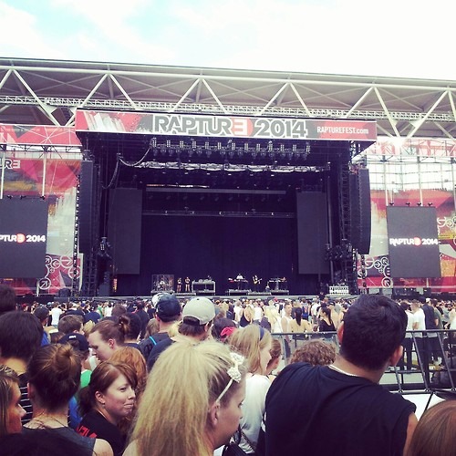 2014.02.20 - 05 Brisbane Australia, Rapture 2014 Suncorp Stadium