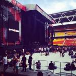 2014.02.20 - 10 Best. Seats. Ever. shitisgunnagetreal #ohhkillem #eminem #rapture2014 #brisbane #suncorpstadium (at Suncorp Stadium)