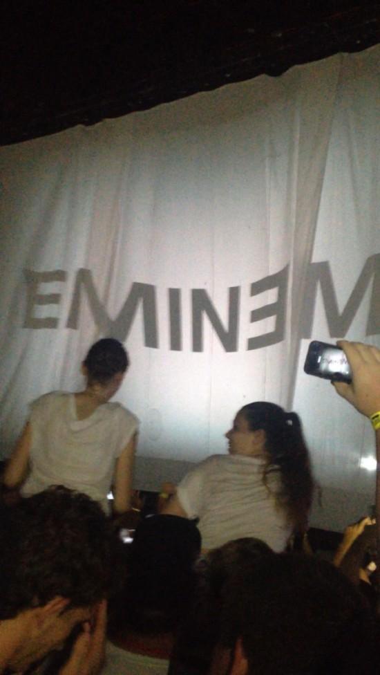 2014.02.20 - 17 Brisbane Australia, Rapture 2014 Suncorp Stadium Eminem