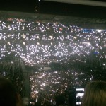 Brisbane Australia, Rapture 2014 Suncorp Stadium - Eminem's Brisbane Sky full of lighters…