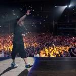 2014.02.20 - 69 Eminem Brisbane Australia, Rapture 2014 Suncorp Stadium