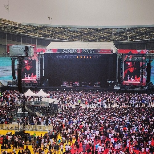 2014.02.22 - 06 - Eminem Rapture 2014 Sydney Australia, ANZ Stadium