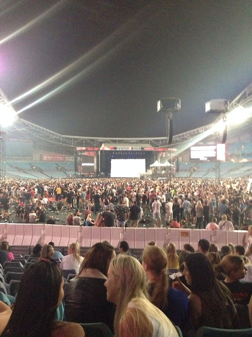 2014.02.22 - 09 - Eminem Rapture 2014 Sydney Australia, ANZ Stadium