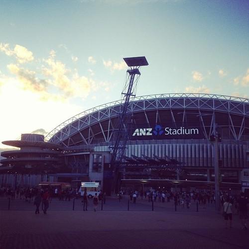 2014.02.22 - 15 - Eminem Rapture 2014 Sydney Australia, ANZ Stadium