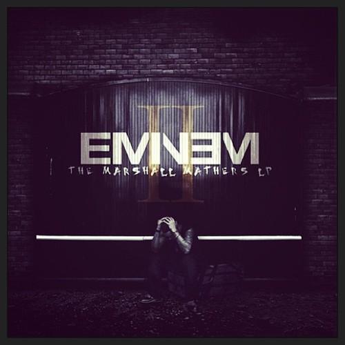 Eminem MMLP2 Fan Cover