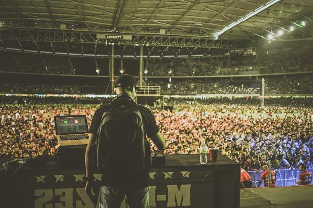 Rapture 2014 – Etihad Stadium, Melbourne 19.02.14