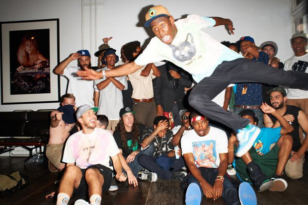 Odd Future Tyler, The Creator
