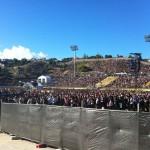 2014.02.14 - 14 Rapture 2014 Панорама перед сценой во время выступления David Dallas