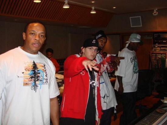 Dr. Dre Eminem Alex da Kid