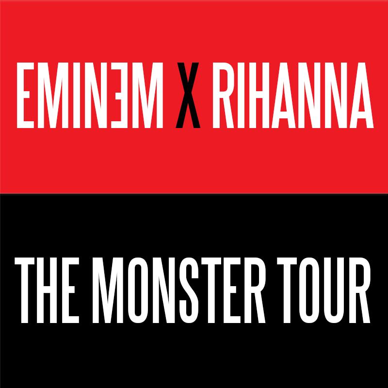2014.03.19 - Объявлены даты «The Monster Tour» Эминема и Рианны