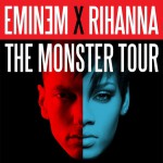 2014.03.21 - Eminem and Rihanna The Monster Tour Logo