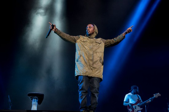 60 Rapture 2014 – ANZ Stadium, Sydney 22.02.14 Kendrick Lamar