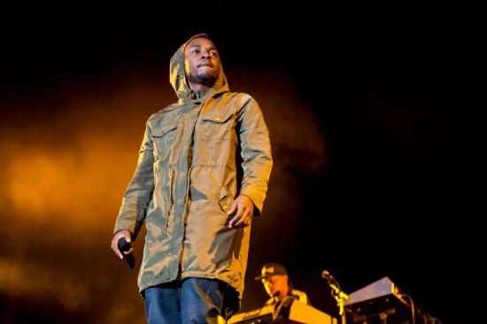 Rapture 2014 – ANZ Stadium, Sydney 22.02.14 Kendrick Lamar