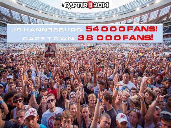 Eminem Rapture 2014 Johannesburg 01.03.2014 - 00