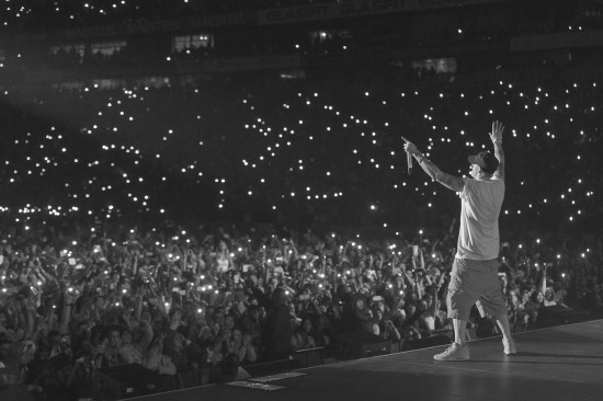 Eminem Rapture 2014 Johannesburg 01.03.2014 - 01