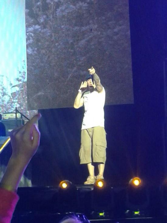 Eminem Rapture 2014 Johannesburg 01.03.2014 - 05
