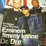 Eminem XXL 2014